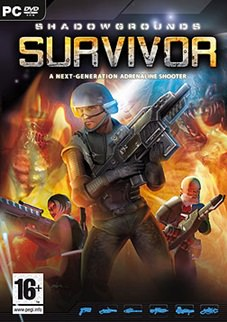 Shadowgrounds Survivor - PC (Download Completo em Torrent)