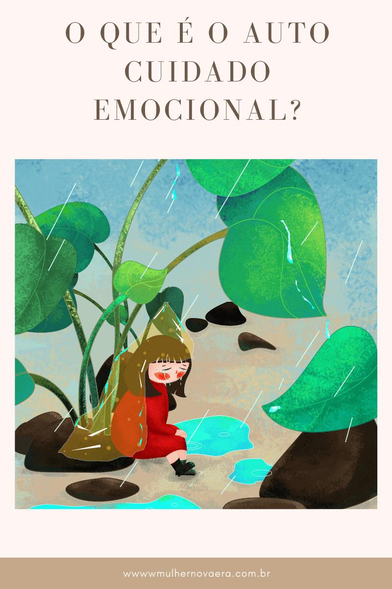 O que é auto cuidado emocional?