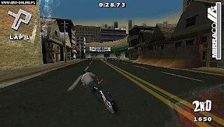 Dave Mirra Bmx Challenge PSP Games
