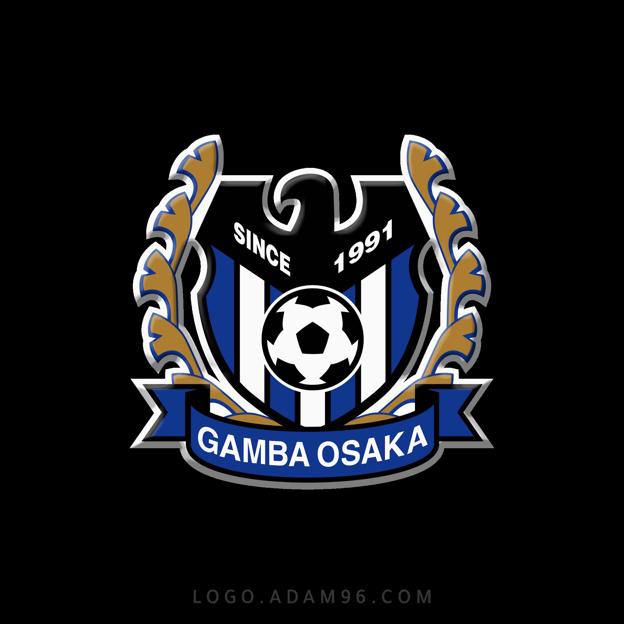 تحميل شعار نادي غامبا أوساكا لوجو شفاف Logo Gamba Osaka PNG