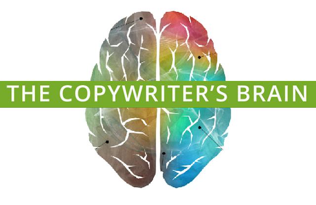 The-Copywriter's-Brain #Infographic
