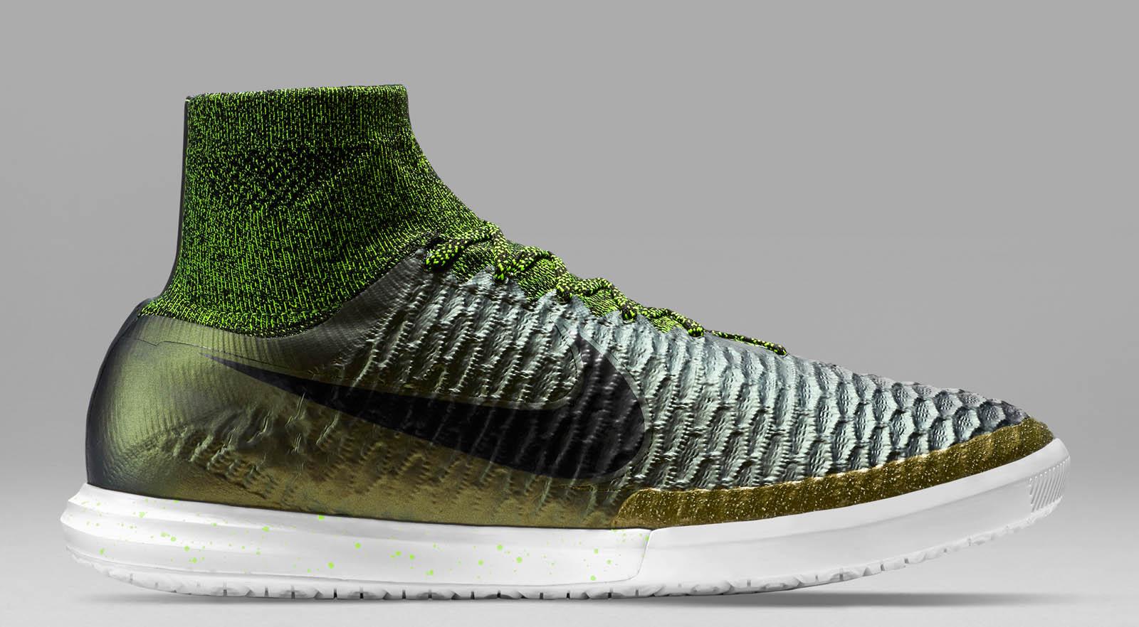 278b5c9fcb2e Nike Magista X Proximo Dark Citron   Black   White. This is the new gold ...