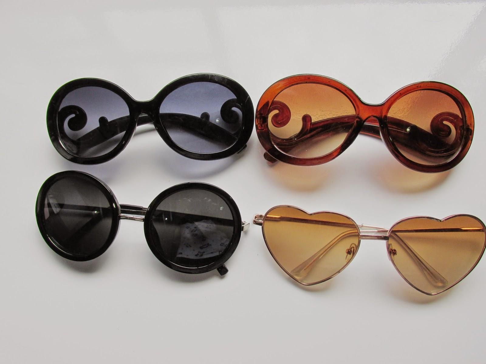 2869e208bb2d0 Adoro comprar óculos no Aliexpress por causa do preço que é muito bom. Os  óculos que compro uso somente para foto ou dias mais nublados só para dar  um ...