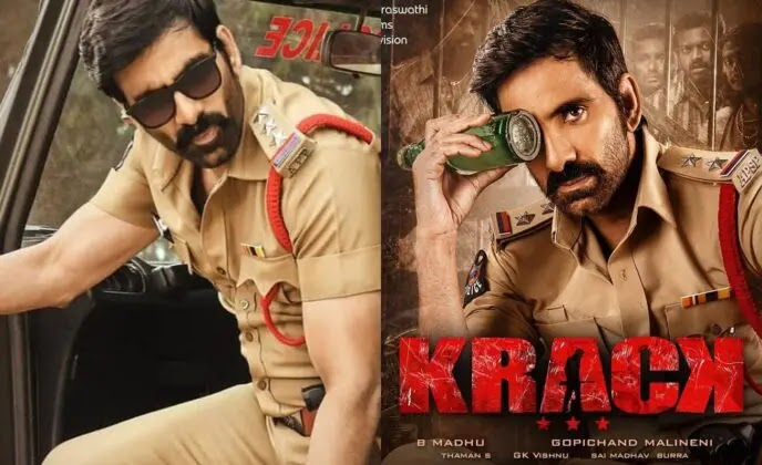 Krack Hindi Dubbed Confirm Release Date
