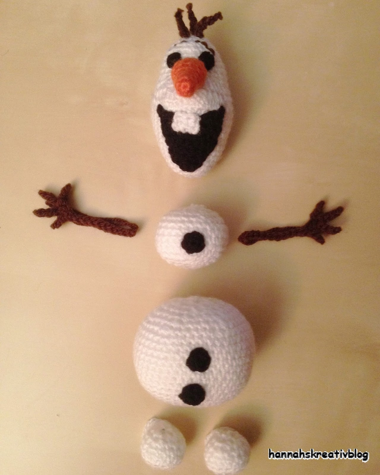 crochet OLAF pattern - Frozen | Häkeln olaf, Frozen häkeln, Häkeln ... | 1600x1280