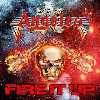 "Το album Angeles ""Fire it Up"""