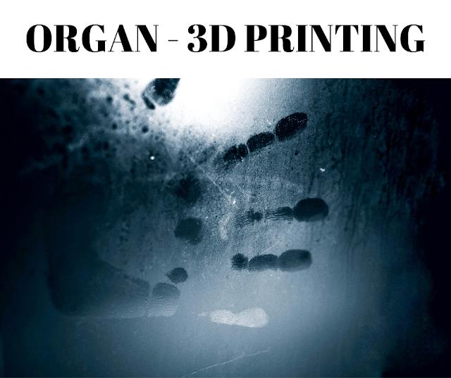 Organ - 3D printing - the next iteration of human culture