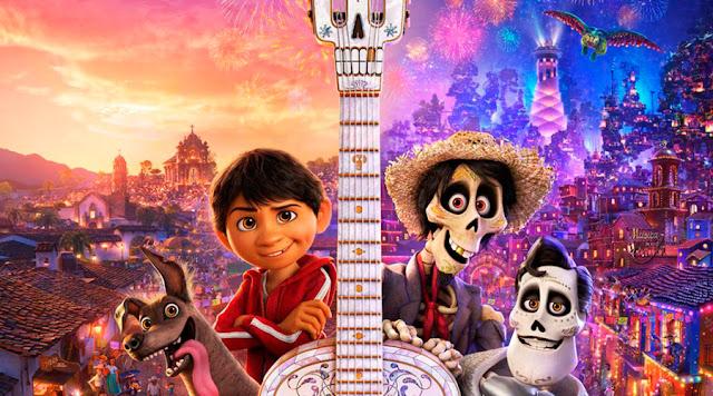 Movie: Coco (2017)
