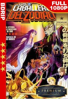 Saint Seiya: Los Caballeros del Zodiaco y la gran batalla de los dioses (1988) [1080p BDRip] [Latino-Inglés] [GoogleDrive]