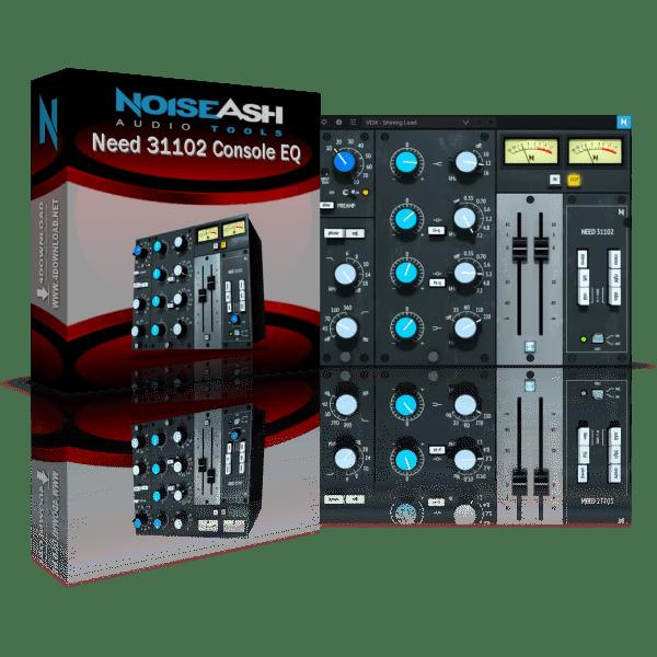 NoiseAsh Need 31102 Console EQ v1.7.7 Full version