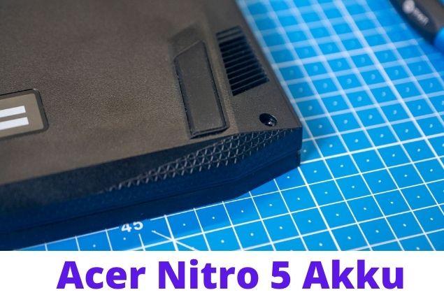 Acer Nitro 5 Design 2