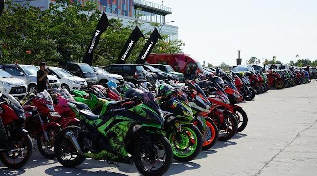 Saat bersama klub motor, Pemotor bisa lebih arogan. Ini penjelasannya