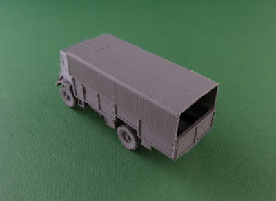 Bedford QLT Troop Carrier picture 4