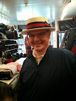 boater hats for the Jazz Age Lawn Party from The Hat House in SoHo 344-640-4048