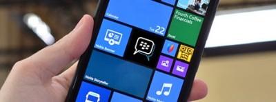 24Jam, BBM Windows Phone Beta Didaftar 10 ribu Pengguna