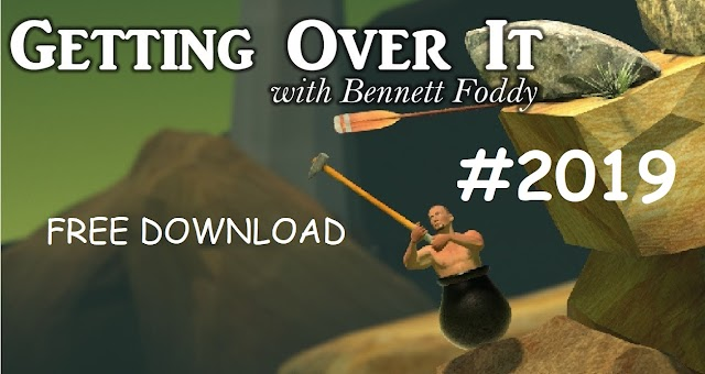 Getting Over It with Bennett Foddy [ 390MB ] Free Download Game for free in 2019 Mind blowing game in history | Getting Over It   |