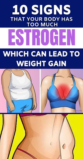 Here Are 10 Signs You Are Gaining Weight Because Of Too Much Estrogen!!!