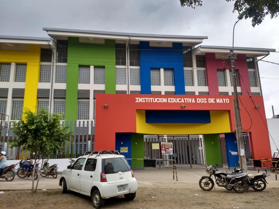 Escuela 52023 DOS DE MAYO - Puerto Maldonado