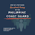 Be a member of the Philippine Coast Guard (Officer/Non-officer)