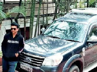 Man Sold SUV and buy Oxygen Cylinder
