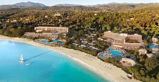 Tο ξενοδοχείο όνειρο στην Κέρκυρα που στοίχισε 100.000.000 ευρώ