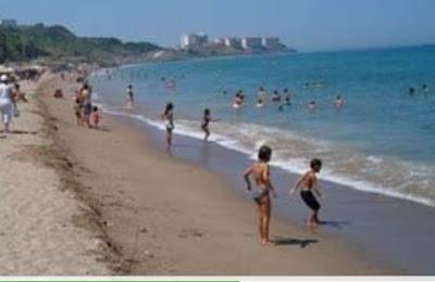 Yalova Koru Halk Plajı