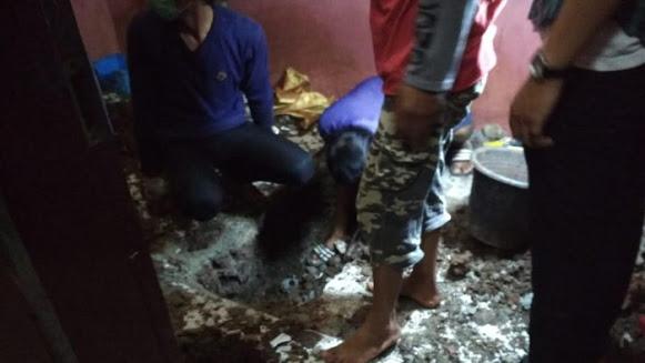 Polisi Tangkap Pembunuh Pria yang Jasadnya Dikubur di Kontrakan Depok!
