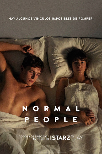 Normal People póster