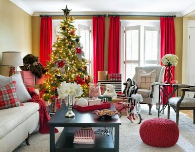 Decorating Your Whole Home for Christmas