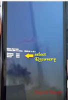 Hard Reset on Android Lenovo VIBE P1M