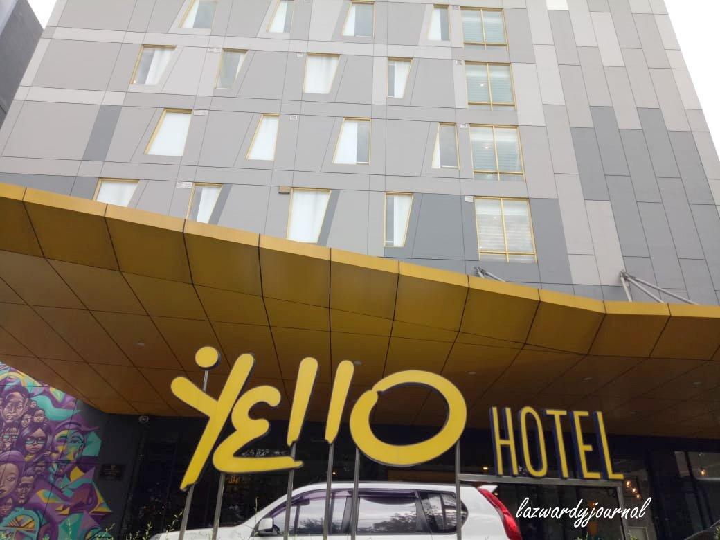 Lazwardy Journal Menginap Dua Malam Di Yello Hotel Manggarai Jakarta Selatan