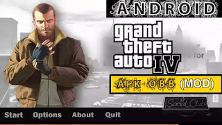 GTA 4 For Android Download