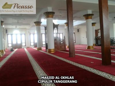 Karpet Sajadah Masjid, Karpet Untuk Masjid,Karpet Sajadah