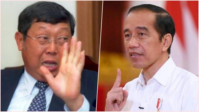 Jokowi Blunder, Sjamsul Nursalim Sudah Bebas Kok Mau Ditagih Dana BLBI