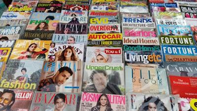 Define Magazine - What is Magazine