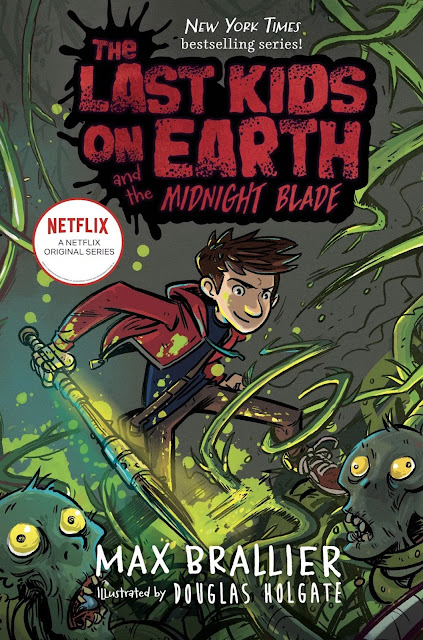 The Last Kids on Earth (Netflix)