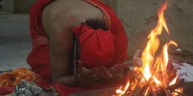 भोपाल नगर निगम का लालची कर्मचारी ढोंगी बाबा की ठगी का शिकार हो गया   BHOPAL NEWS
