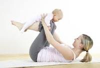 Obradoiro de Pilates para embarazadas e post-parto con bebés