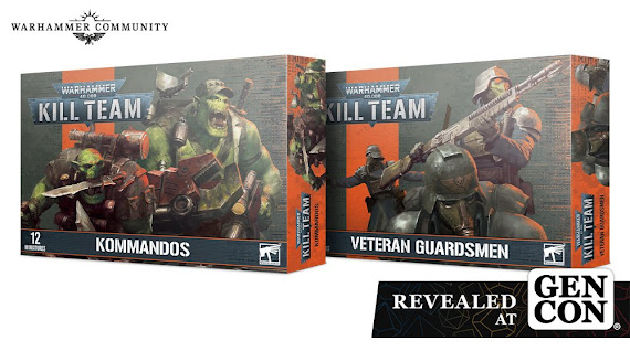 caja kill team orkos y detah korps