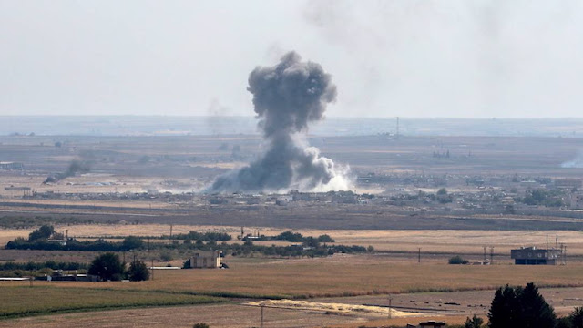 Κούρδοι: Η Τουρκία χρησιμοποιεί μη συμβατικά όπλα