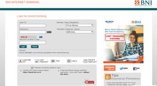Daftar Internet Banking BNI