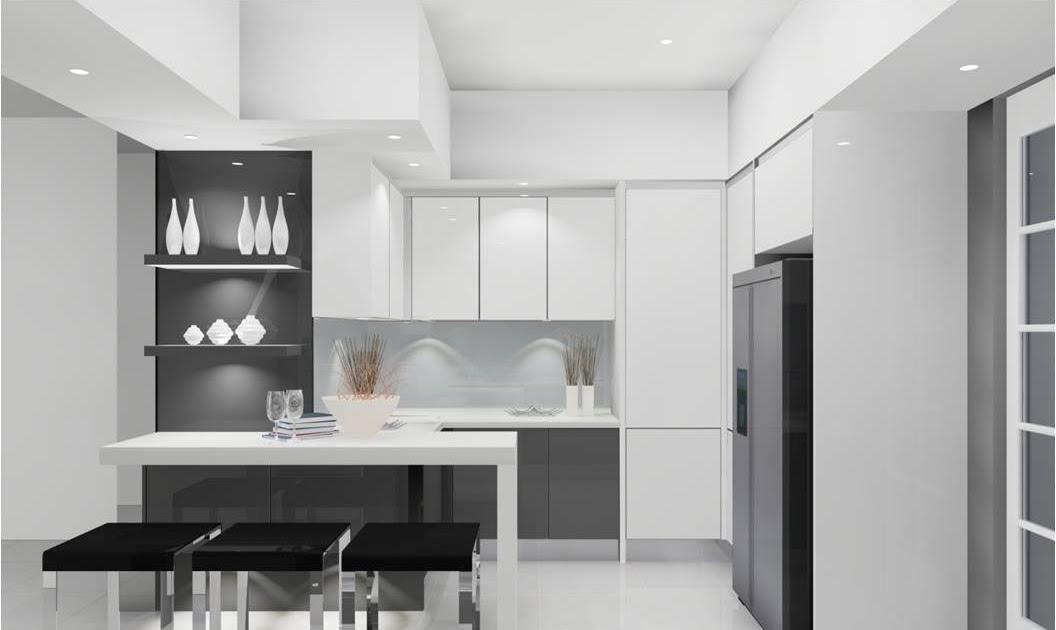 Moga Rindu Sampai Ke Syurga Ukuran Asas Sebuah Kabinet Dapur