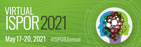 Image of Virtual ISPOR Conference banner
