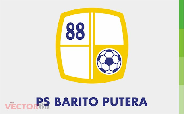 Logo PS Barito Putera - Download Vector File CDR (CorelDraw)