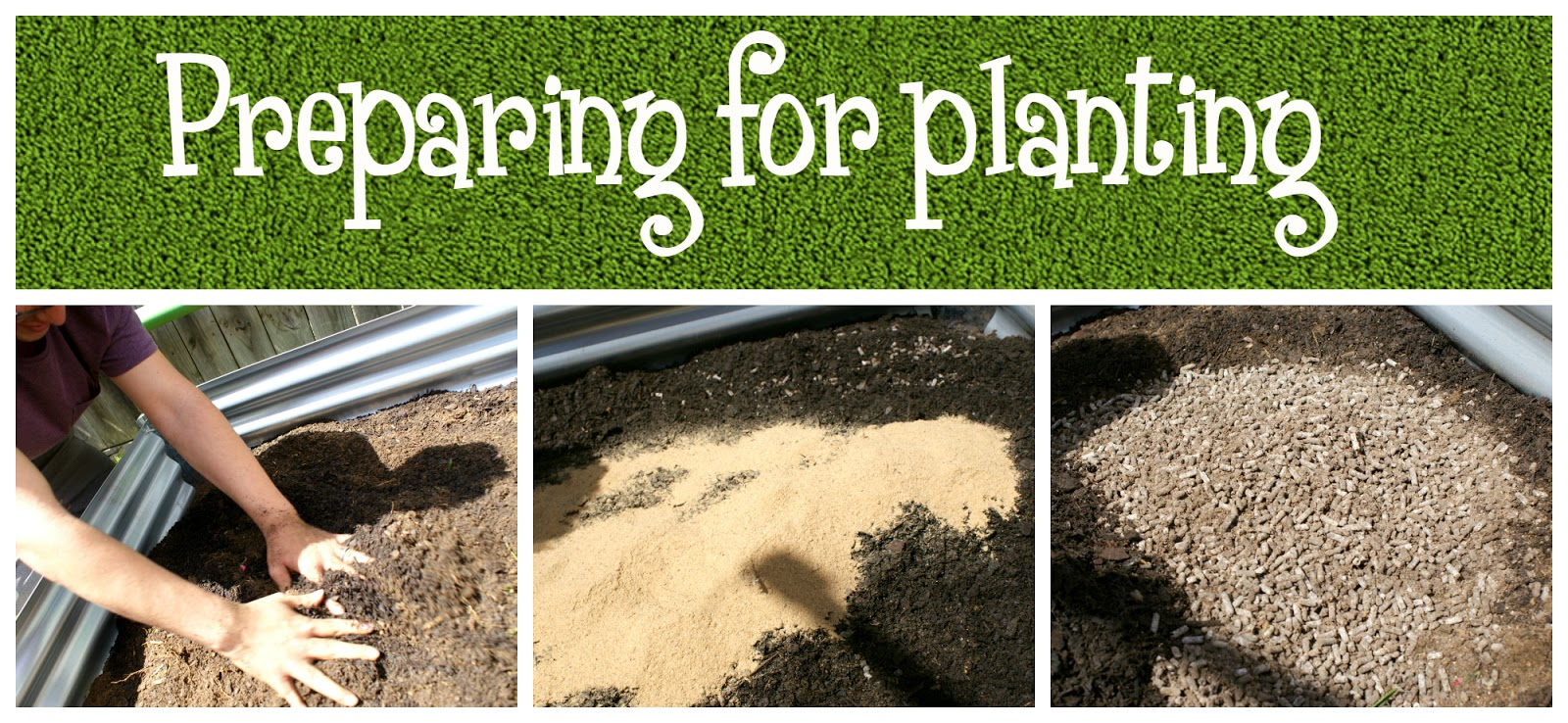 How to prepare your soil for planting vegetables - Growing veggies from seed