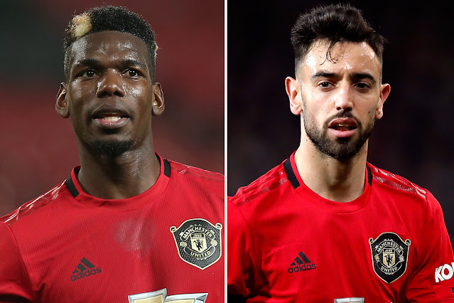 Pogba and Fernandes's partnership will be fascinating - Luke Shaw