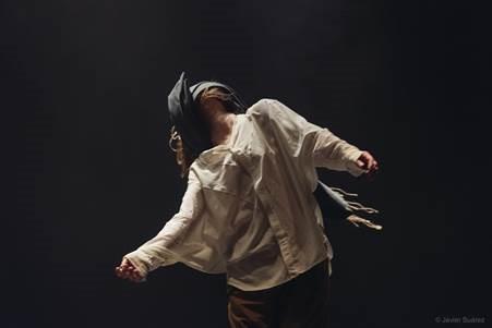 'Kaspar Hauser. El huérfano de Europa' en los Teatros del Canal