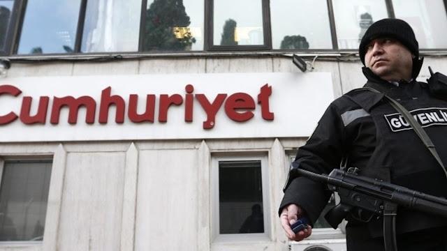 Τούρκος δημοσιογράφος καταγγέλει και αποκαλύπτει την χούντα Ερντογάν