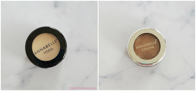 Annabelle Chrome eyeshadow