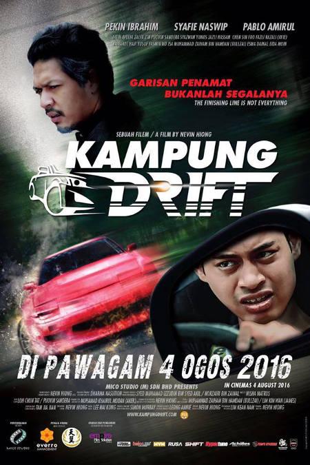 Tonton Kampung Drift Full Movie